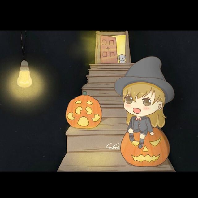 tiffany halloween fanart