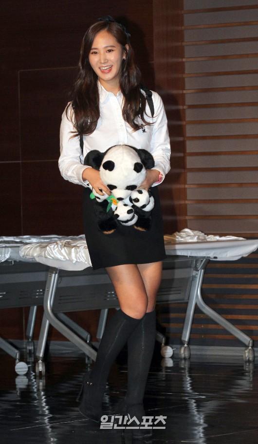 Yuri: Conferencia de prensa para nuevo programa de variedades 'Animals' 20150122012053