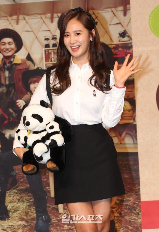 Yuri: Conferencia de prensa para nuevo programa de variedades 'Animals' 20150122012059