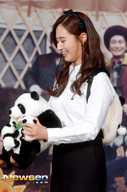 Yuri: Conferencia de prensa para nuevo programa de variedades 'Animals' 201501221549082010_4