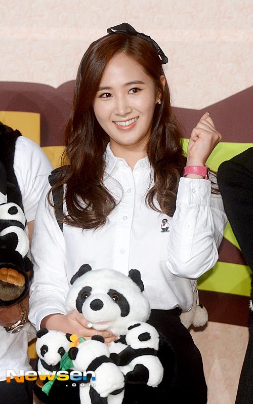 Yuri: Conferencia de prensa para nuevo programa de variedades 'Animals' 201501221549082010_5