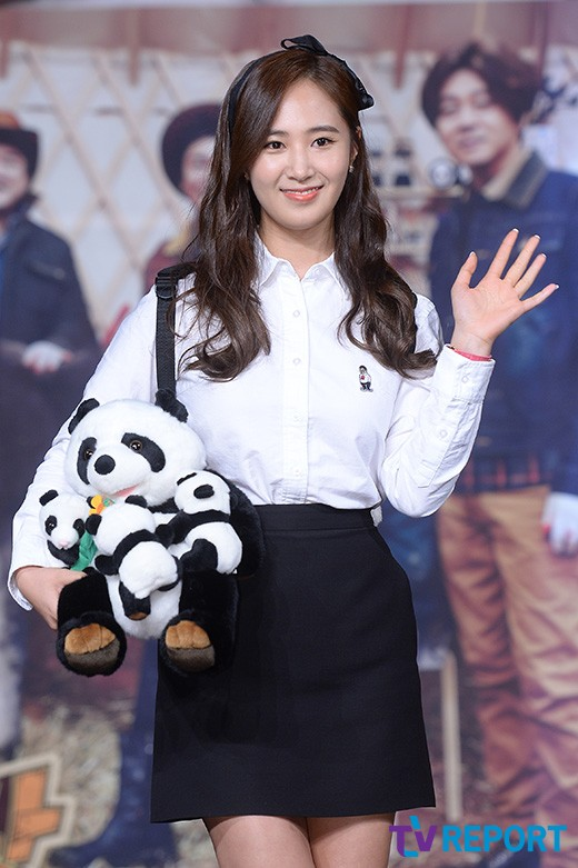 Yuri: Conferencia de prensa para nuevo programa de variedades 'Animals' 20150122_1421904246_56371400_1
