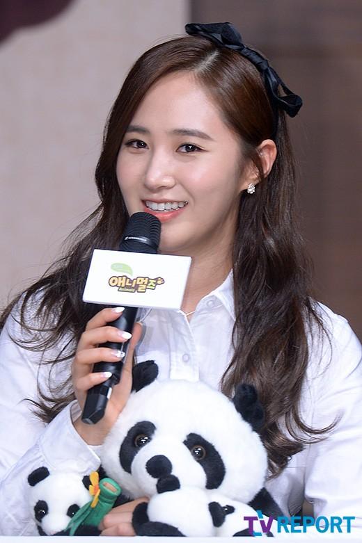 Yuri: Conferencia de prensa para nuevo programa de variedades 'Animals' 20150122_1421906269_60659800_1