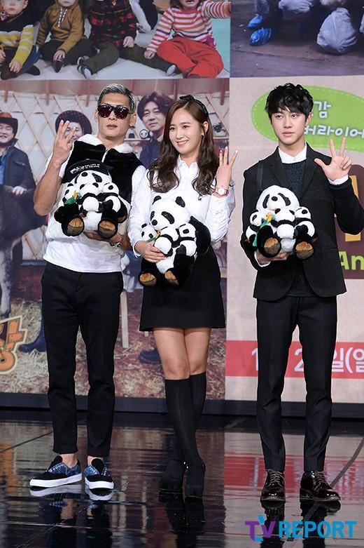 Yuri: Conferencia de prensa para nuevo programa de variedades 'Animals' 20150122_1421909482_74547100_1