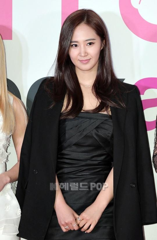"""[150113] Sunny, Tiffany, Hyoyeon y Yuri — Gran Ceremonia de Apertura de  """"SMTOWN@coexartium"""" 216"""