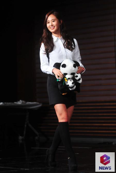 Yuri: Conferencia de prensa para nuevo programa de variedades 'Animals' 68744364