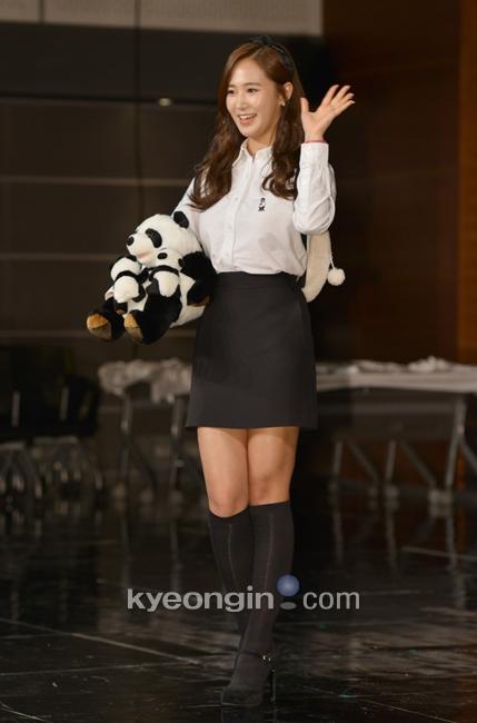 Yuri: Conferencia de prensa para nuevo programa de variedades 'Animals' 936835_498124_1402