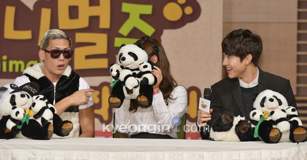 Yuri: Conferencia de prensa para nuevo programa de variedades 'Animals' 936840_498129_1405