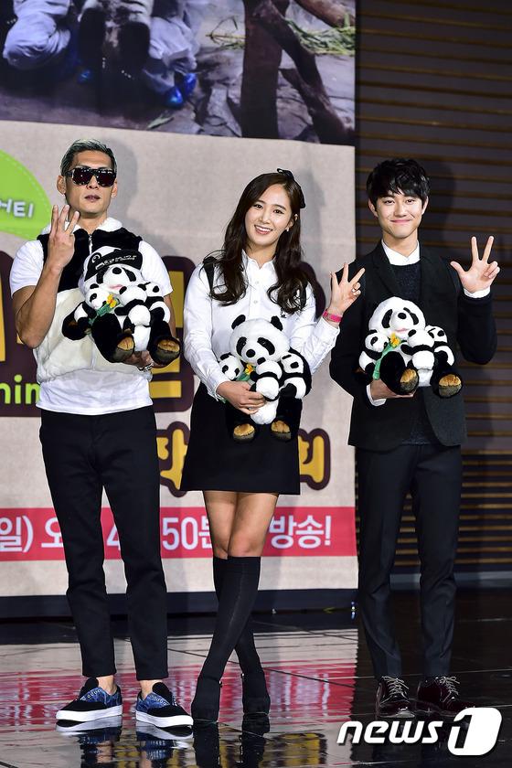 Yuri: Conferencia de prensa para nuevo programa de variedades 'Animals' Article%20(2)