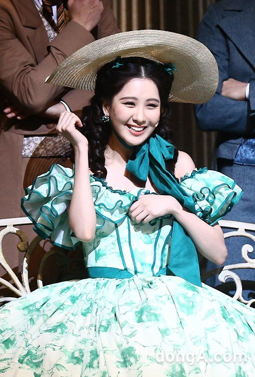 [130115] 'Gone with the Wind' Conferencia! Seohyun6
