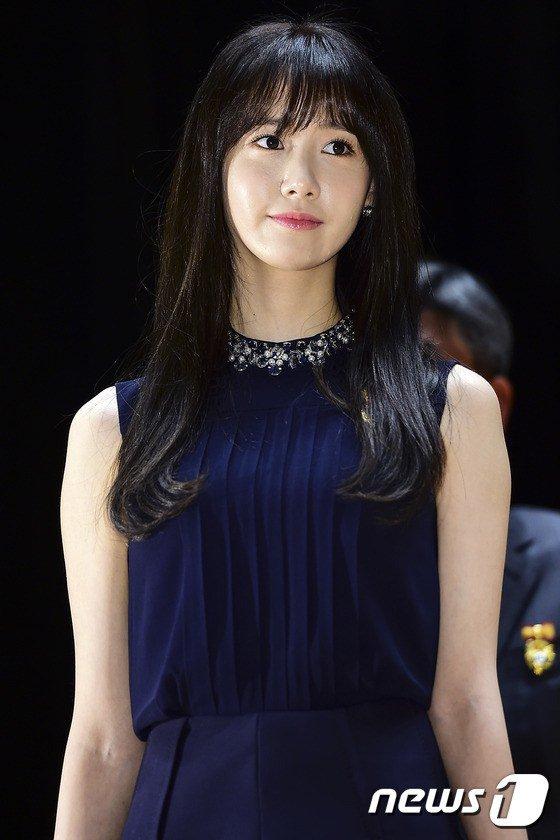 """Yoona Asiste al Evento numero 49 del """"Día del Contribuyente"""" Yoona1"""
