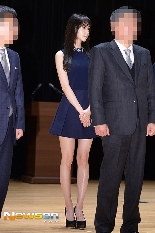 """Yoona Asiste al Evento numero 49 del """"Día del Contribuyente"""" Yoona10"""