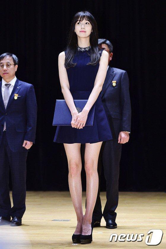 """Yoona Asiste al Evento numero 49 del """"Día del Contribuyente"""" Yoona13"""