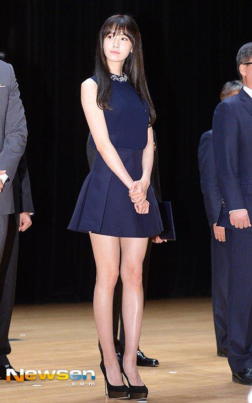 """Yoona Asiste al Evento numero 49 del """"Día del Contribuyente"""" Yoona16"""