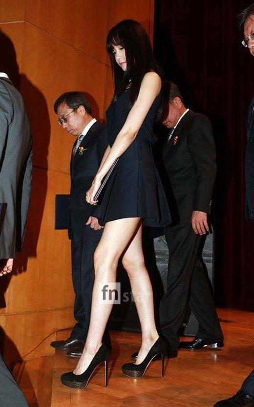 """Yoona Asiste al Evento numero 49 del """"Día del Contribuyente"""" Yoona19"""