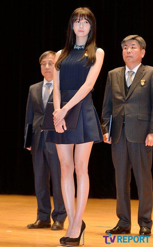 """Yoona Asiste al Evento numero 49 del """"Día del Contribuyente"""" Yoona22"""