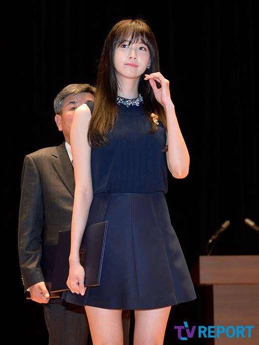 """Yoona Asiste al Evento numero 49 del """"Día del Contribuyente"""" Yoona29"""