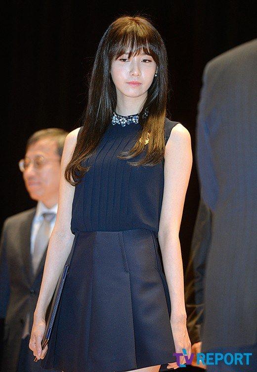"""Yoona Asiste al Evento numero 49 del """"Día del Contribuyente"""" Yoona30"""