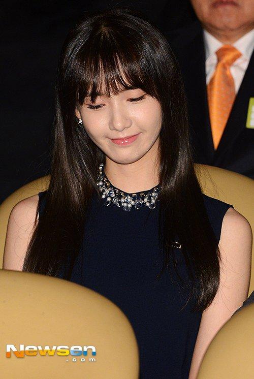 """Yoona Asiste al Evento numero 49 del """"Día del Contribuyente"""" Yoona32"""