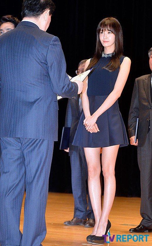 """Yoona Asiste al Evento numero 49 del """"Día del Contribuyente"""" Yoona33"""