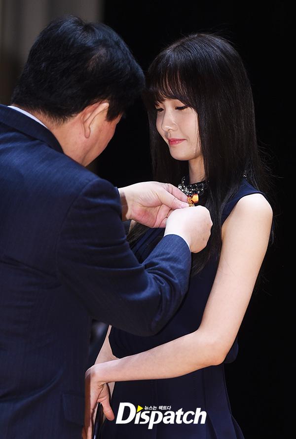 """Yoona Asiste al Evento numero 49 del """"Día del Contribuyente"""" Yoona38"""