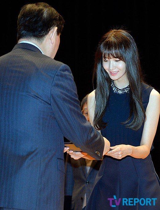 """Yoona Asiste al Evento numero 49 del """"Día del Contribuyente"""" Yoona40"""