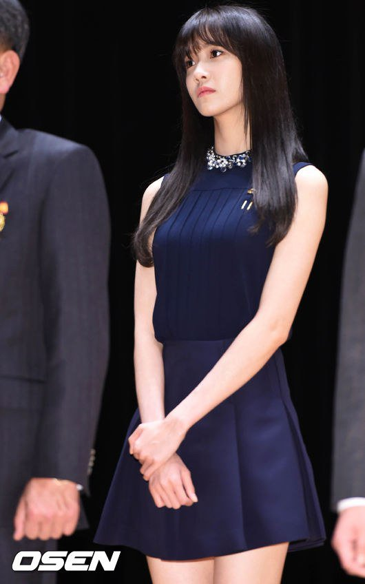 """Yoona Asiste al Evento numero 49 del """"Día del Contribuyente"""" Yoona43"""