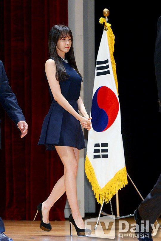 """Yoona Asiste al Evento numero 49 del """"Día del Contribuyente"""" Yoona44"""