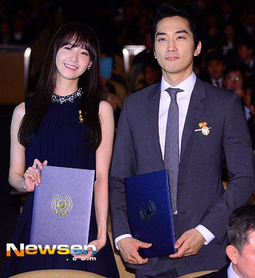 """Yoona Asiste al Evento numero 49 del """"Día del Contribuyente"""" Yoona47"""
