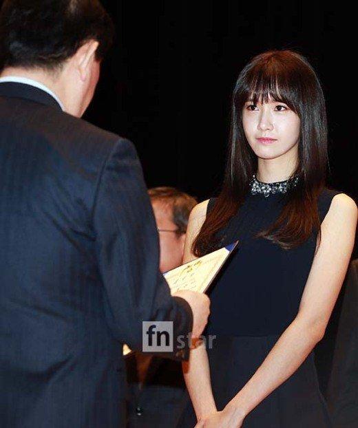 """Yoona Asiste al Evento numero 49 del """"Día del Contribuyente"""" Yoona48"""