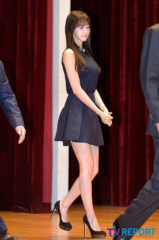 """Yoona Asiste al Evento numero 49 del """"Día del Contribuyente"""" Yoona49"""