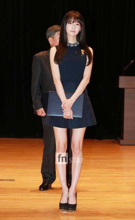 """Yoona Asiste al Evento numero 49 del """"Día del Contribuyente"""" Yoona5"""