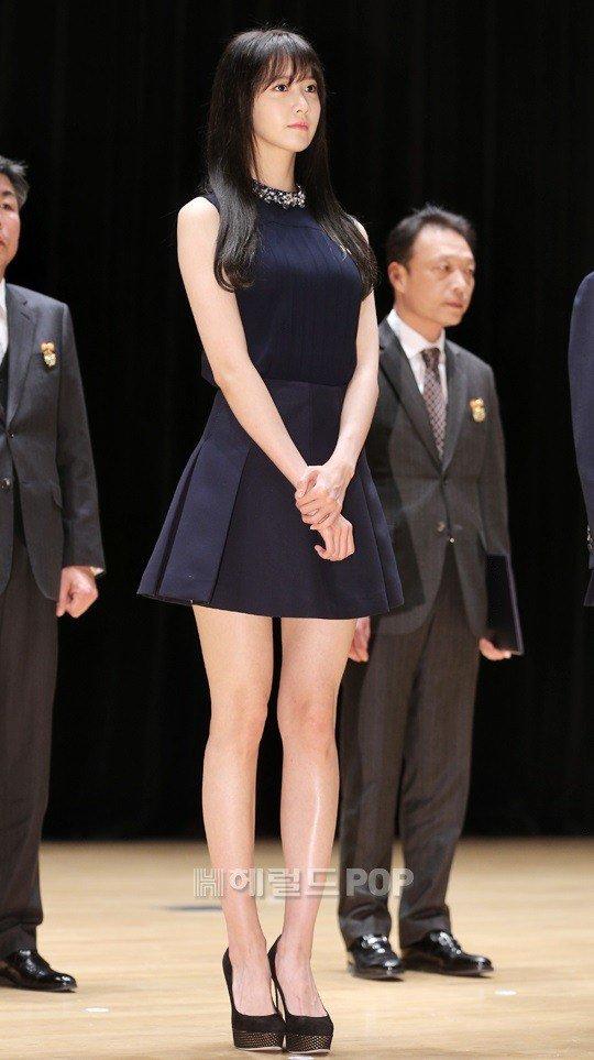 """Yoona Asiste al Evento numero 49 del """"Día del Contribuyente"""" Yoona50"""