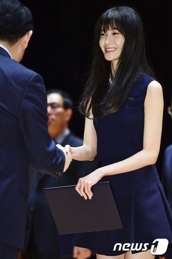 """Yoona Asiste al Evento numero 49 del """"Día del Contribuyente"""" Yoona7"""