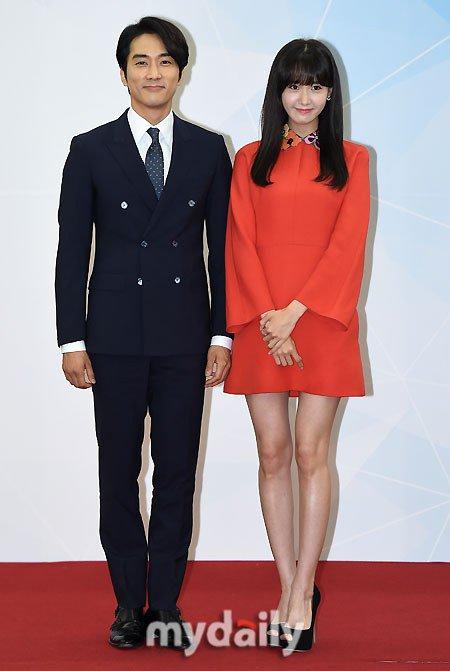 Yoona Asiste a la Ceremonia de Nombramiento al Embajador Nacional de Impuestos y Servicios Yoona10