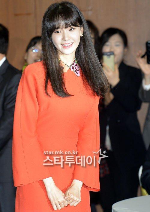 Yoona Asiste a la Ceremonia de Nombramiento al Embajador Nacional de Impuestos y Servicios Yoona11