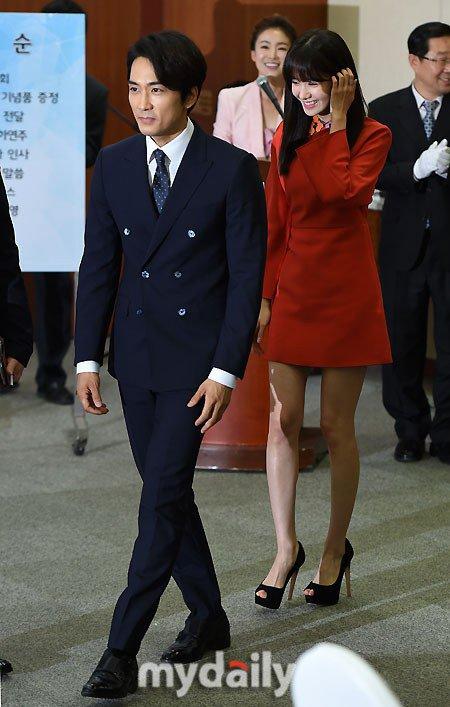 Yoona Asiste a la Ceremonia de Nombramiento al Embajador Nacional de Impuestos y Servicios Yoona12
