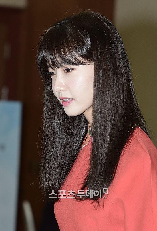 Yoona Asiste a la Ceremonia de Nombramiento al Embajador Nacional de Impuestos y Servicios Yoona13
