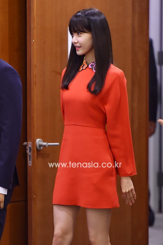 Yoona Asiste a la Ceremonia de Nombramiento al Embajador Nacional de Impuestos y Servicios Yoona15