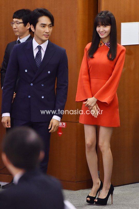 Yoona Asiste a la Ceremonia de Nombramiento al Embajador Nacional de Impuestos y Servicios Yoona16