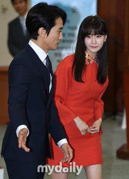 Yoona Asiste a la Ceremonia de Nombramiento al Embajador Nacional de Impuestos y Servicios Yoona18