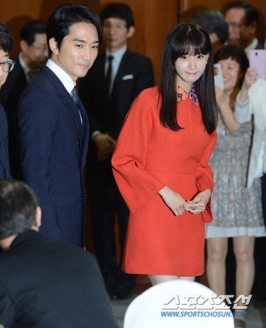 Yoona Asiste a la Ceremonia de Nombramiento al Embajador Nacional de Impuestos y Servicios Yoona25