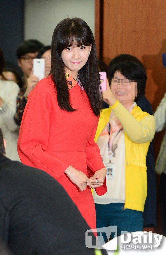 Yoona Asiste a la Ceremonia de Nombramiento al Embajador Nacional de Impuestos y Servicios Yoona6