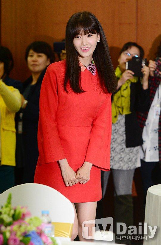 Yoona Asiste a la Ceremonia de Nombramiento al Embajador Nacional de Impuestos y Servicios Yoona8