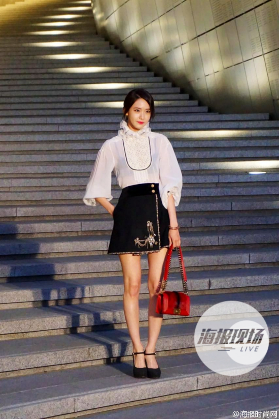 Chanel Fashion Show 2015 Seoul Fashion Show in