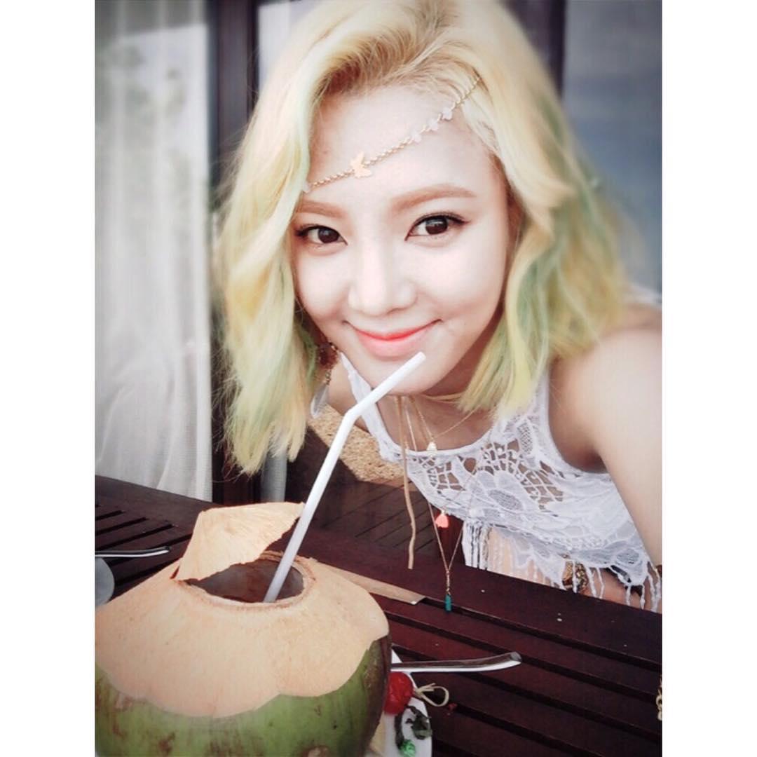 Kết quả hình ảnh cho hyoyeon party