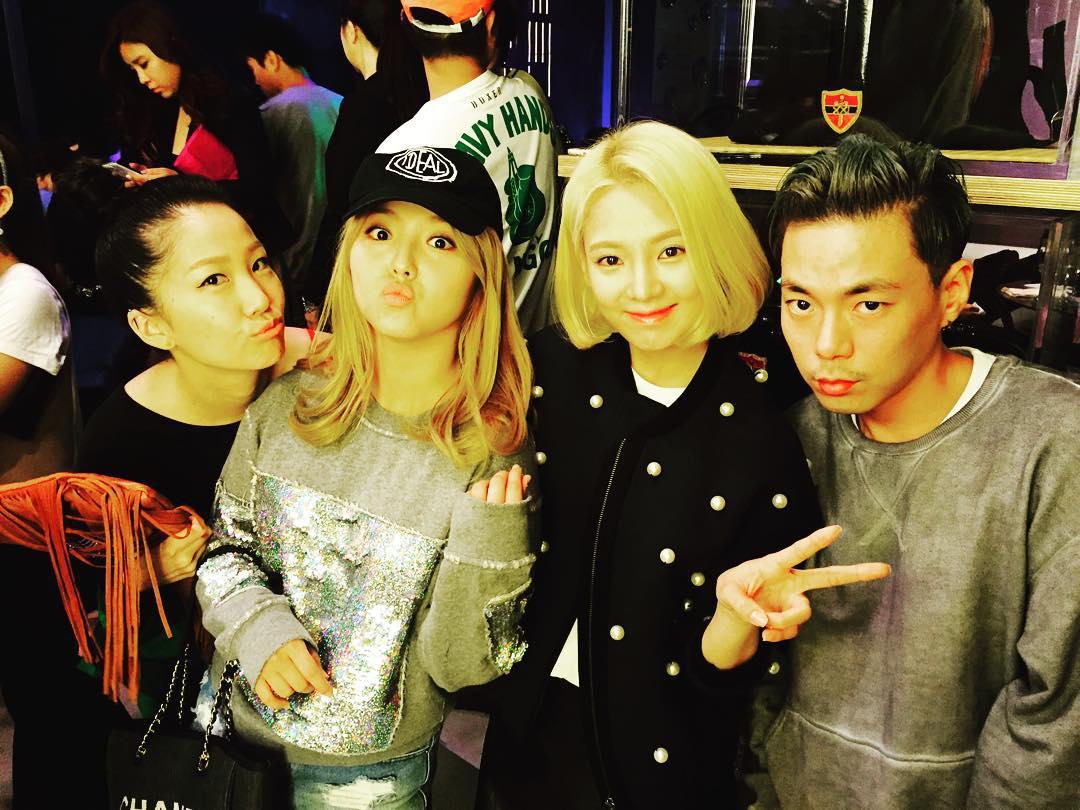 hyoyeon miss a minn