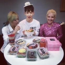 hyoyeon triple t mbc bts