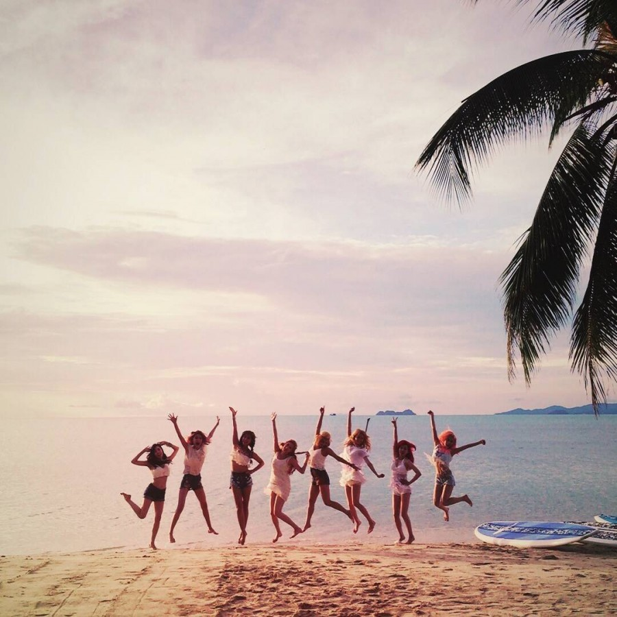 Beyond the Stars Lies Forever: Happy Anniversary, Girls' Generation!