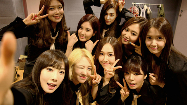 snsd selfies forever